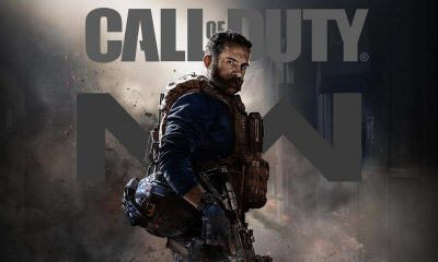 test Call of duty Modern Warfare