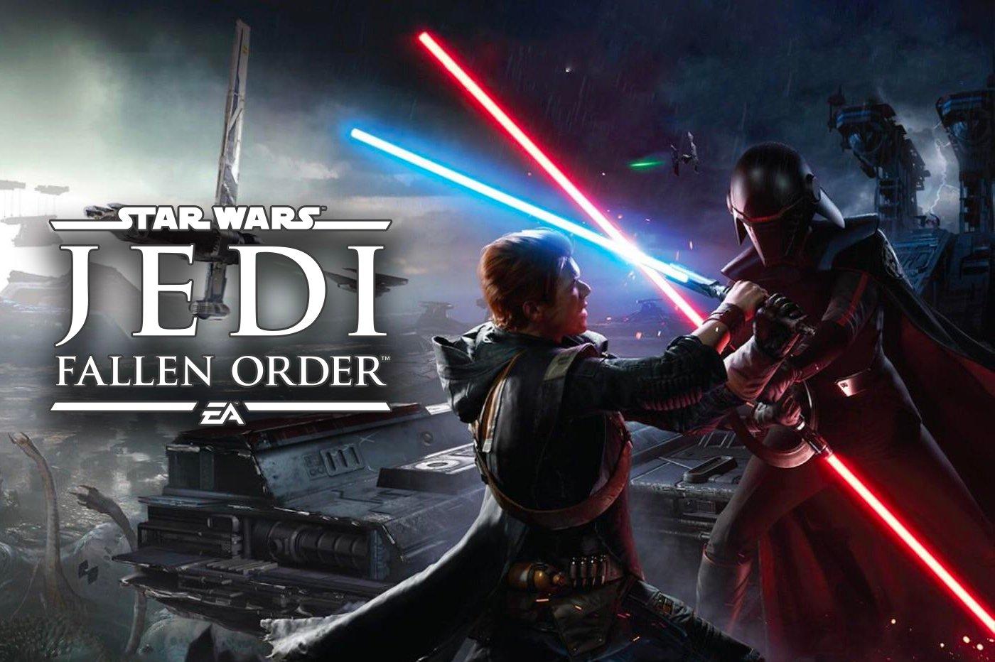 Test Star Wars Jedi Fallen Order