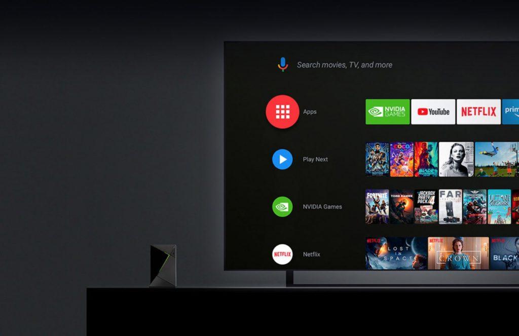 Nvidia Sheild TV