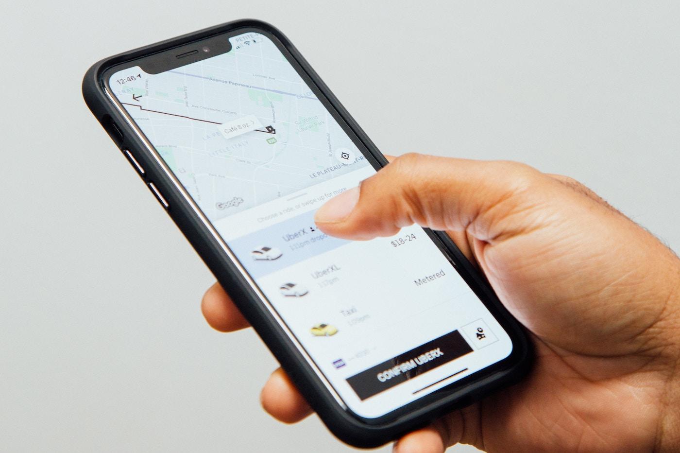 Uber va proposer d'enregistrer les conversations durant les trajets