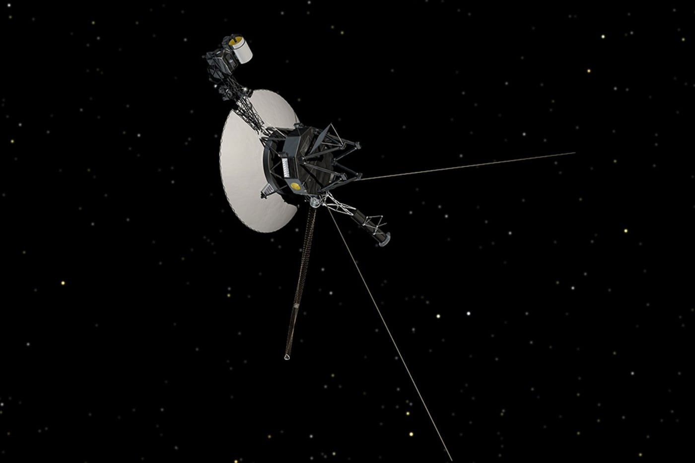 Voyager 2 NASA