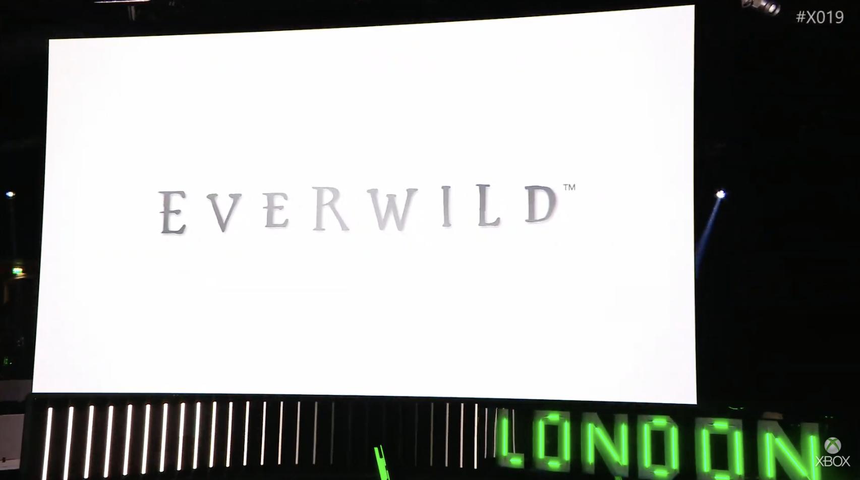X019 - Everwild
