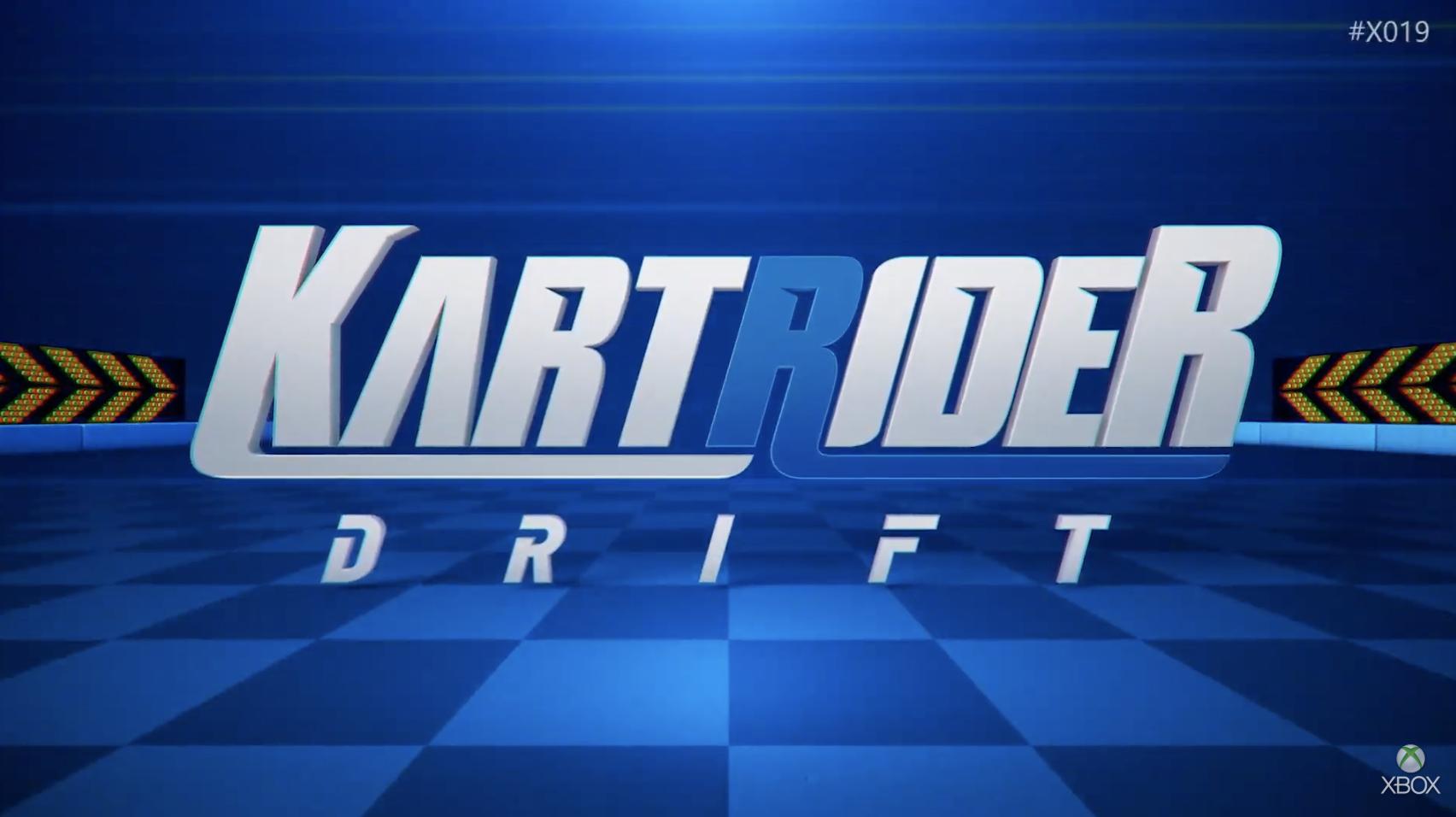 x019 - Kart Rider Drift