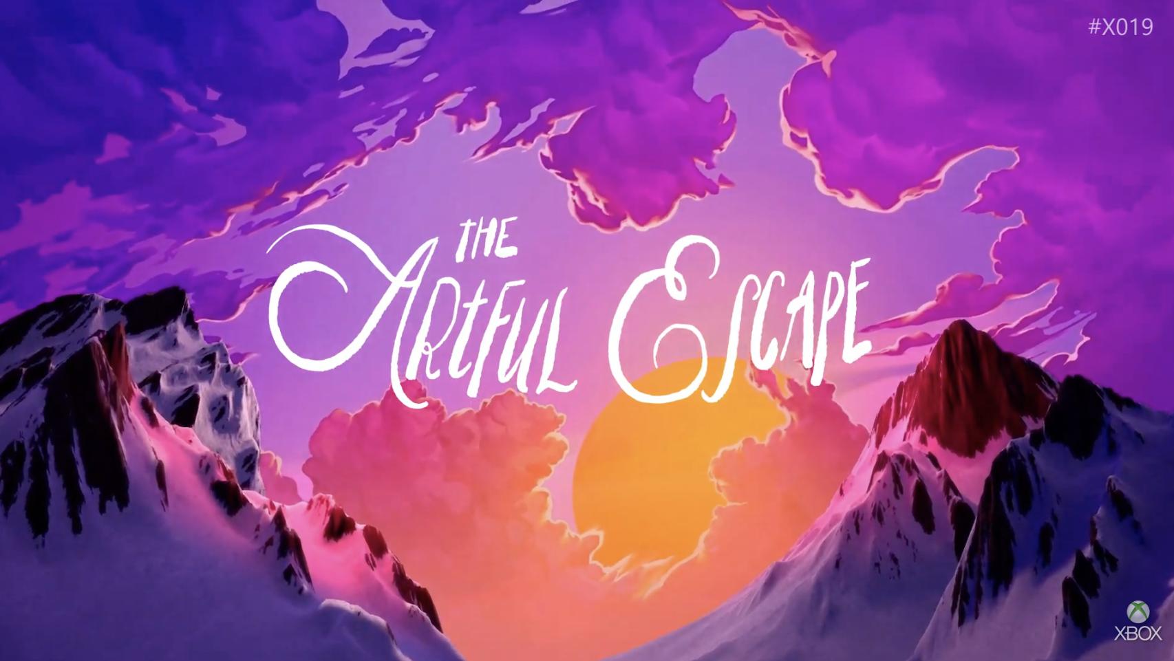 x019 - The Artful Escape