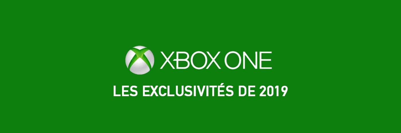Jeux Xbox One 2019