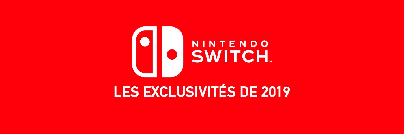 Jeux Switch 2019