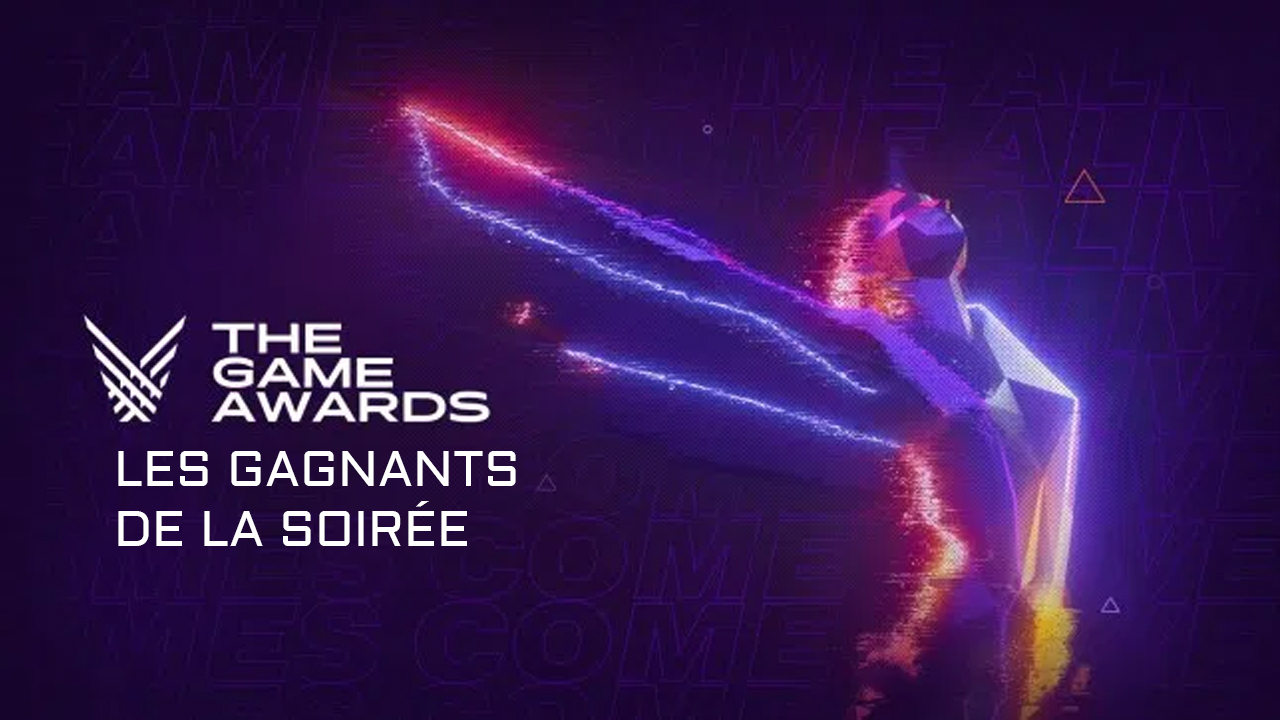 Gagnants Game Awards