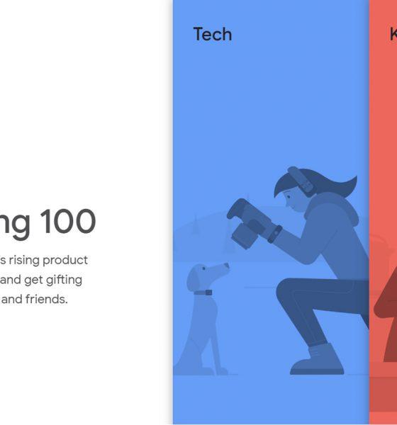 Google Shopping 100 Classement