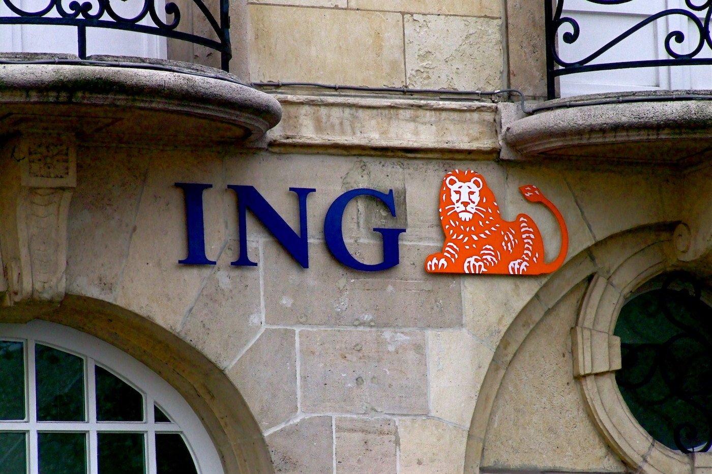 ING va stocker et protéger vos crypto-monnaies