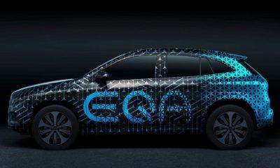 Le nouveau Mercedes EQA 2020
