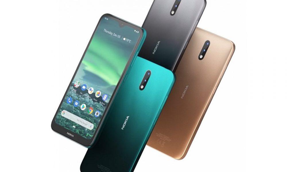 Le nouveau Nokia 2.3 sous Android One