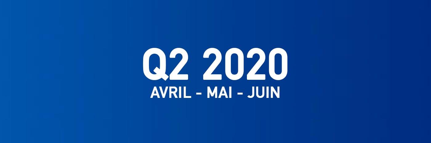Jeux Vidéo Q2 2020