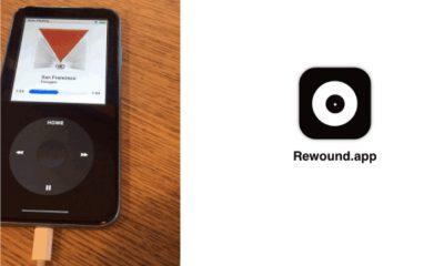 Rewound App