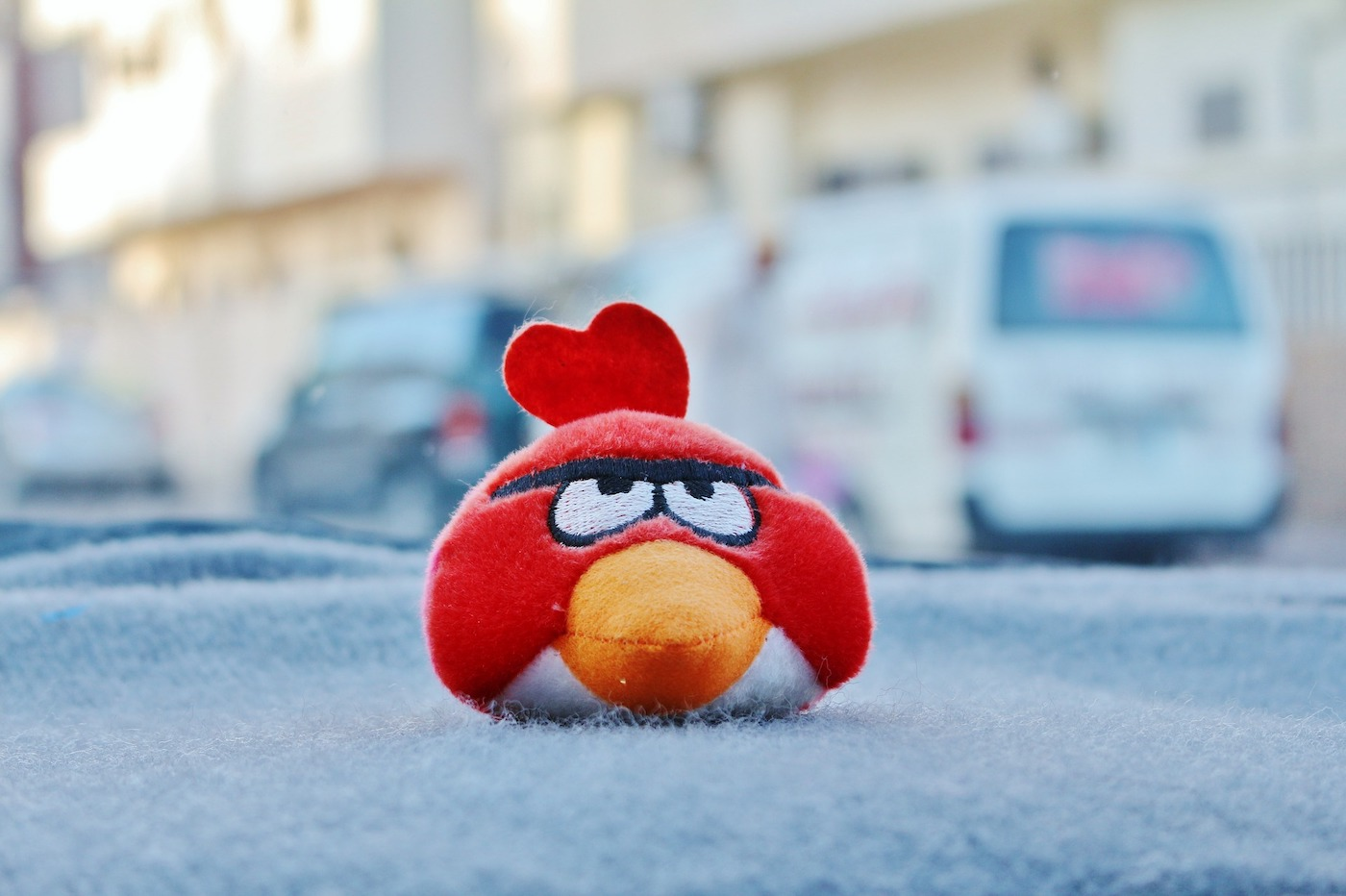 Angry Bird 10 ans