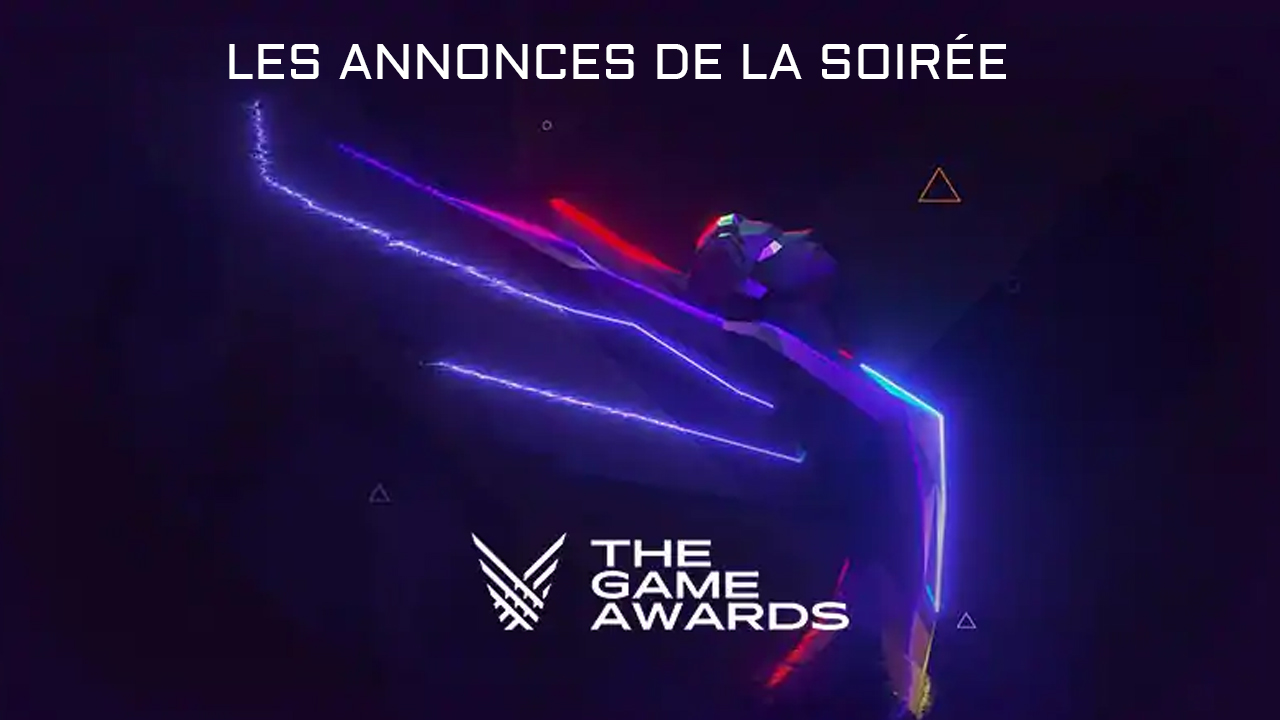 Annonces Game Awards 2019