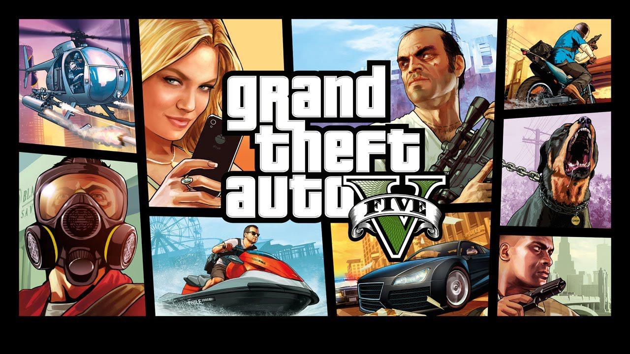 Article Grand Theft Auto V Noël 2019