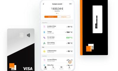 Banque en ligne Orange