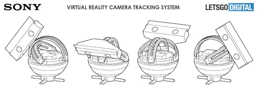 Brevet VR Sony PlayStation Réalité Virtuelle