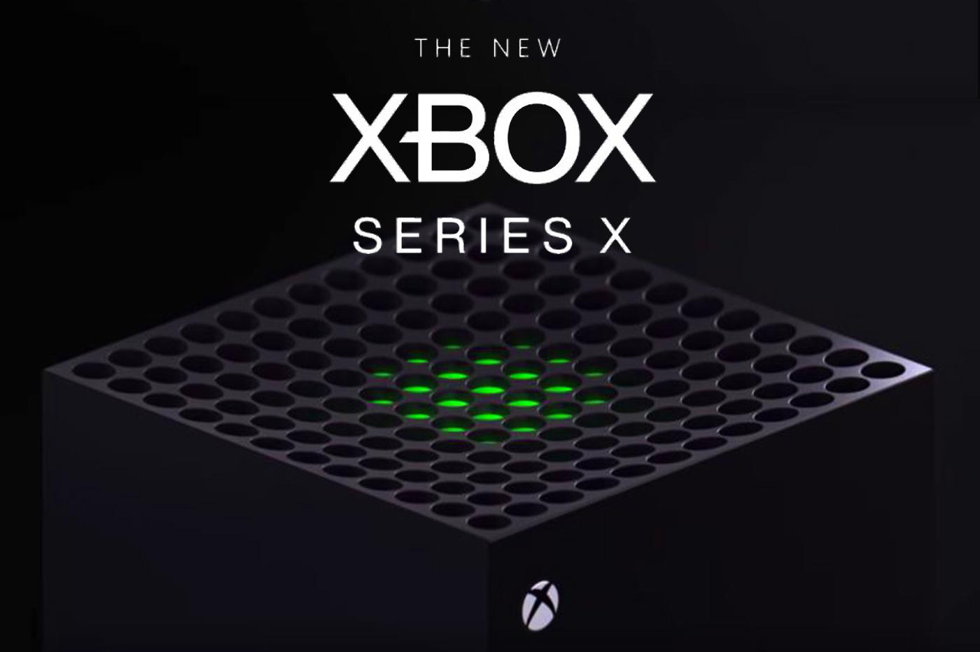 Nouveaux Détails Xbox Series X
