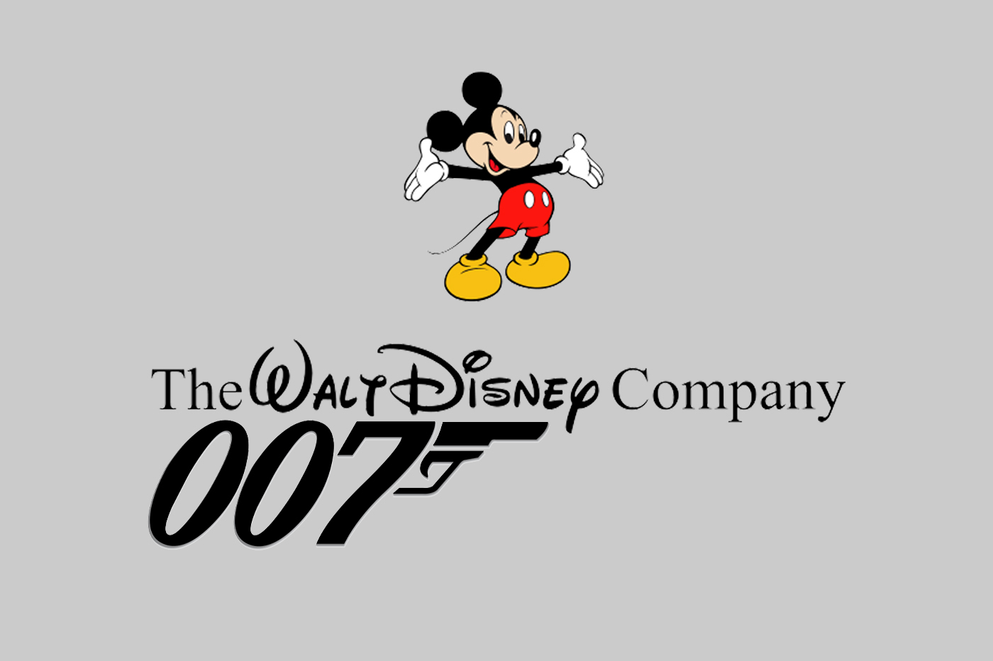 Disney 007 James Bond