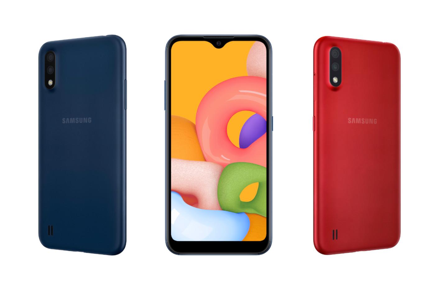 Galaxy A01 Samsung