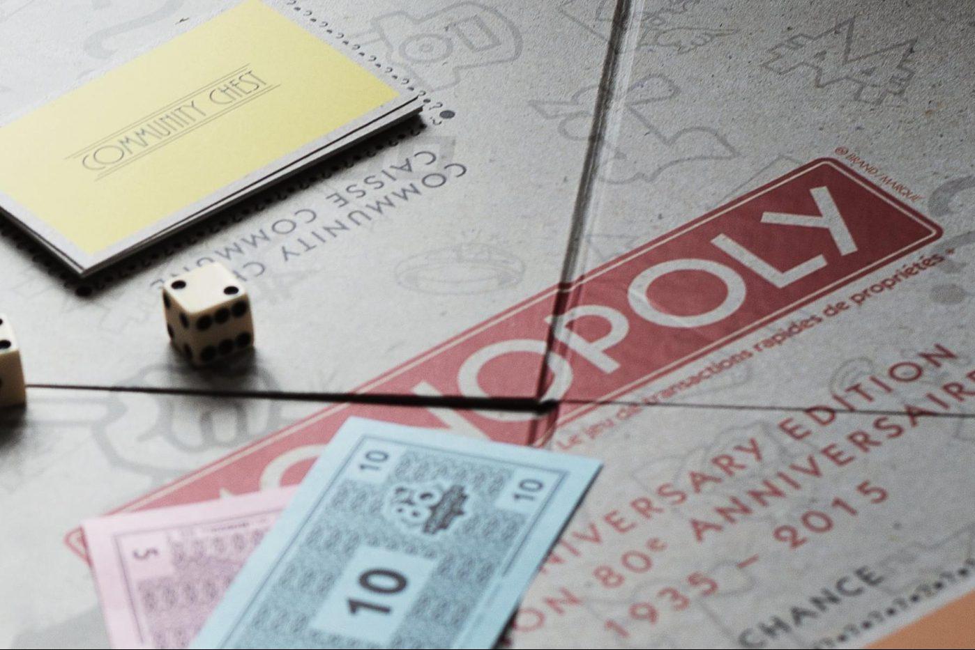 Le nouveau Monopoly vous promet des heures de disputes pour Noël