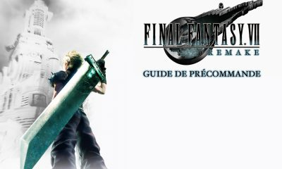 Précommander Final Fantasy VII Remake