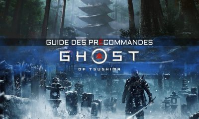 Précommander Ghost of Tsushima