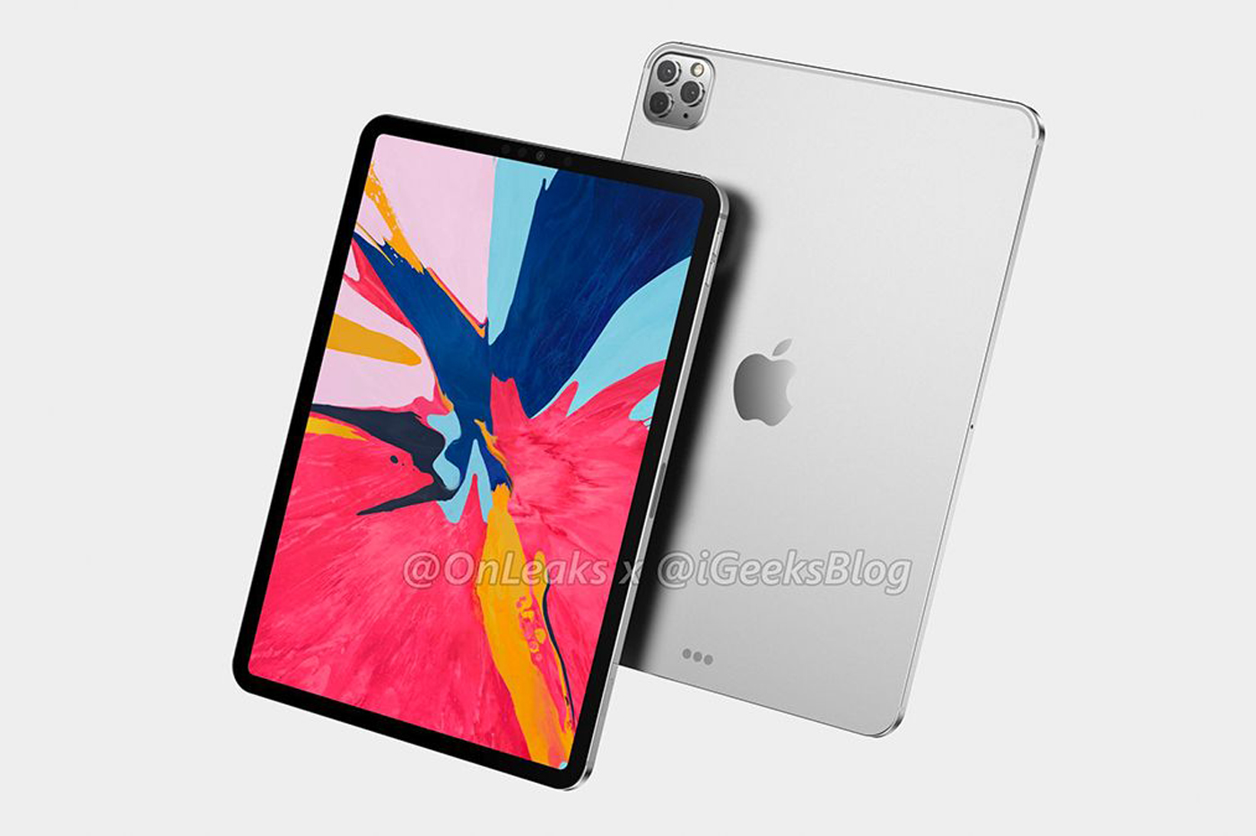Nouvel iPad Pro 2020