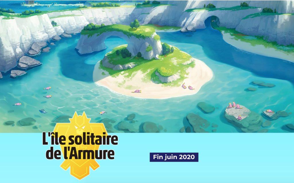 Pokémon Île Solitaire DLC