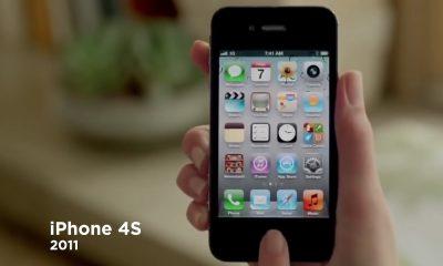iphone publicites
