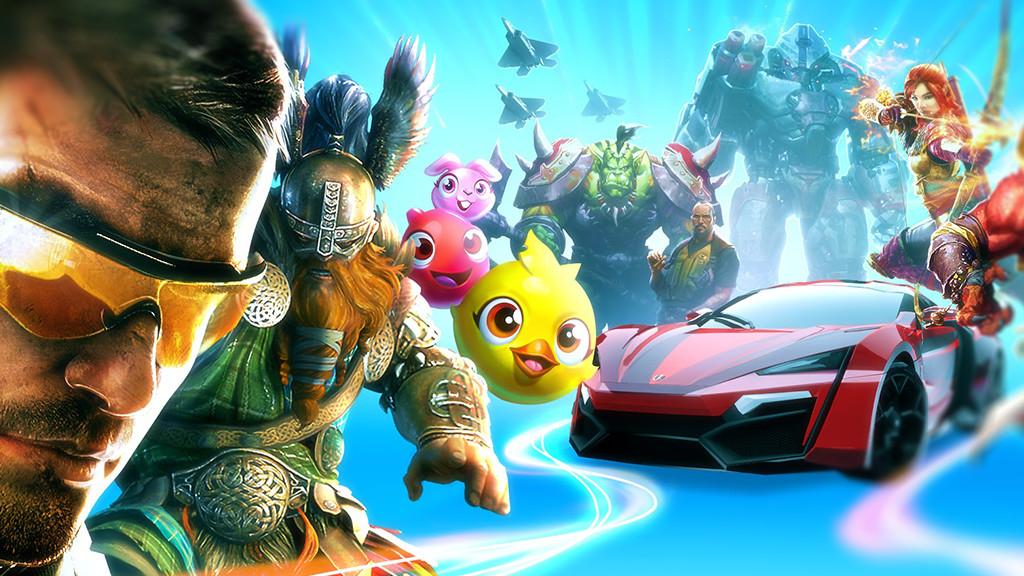 Jeux Gameloft