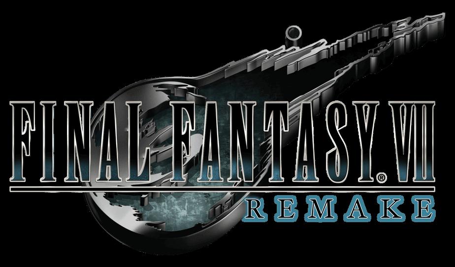 Logo Final Fantasy VII Remake