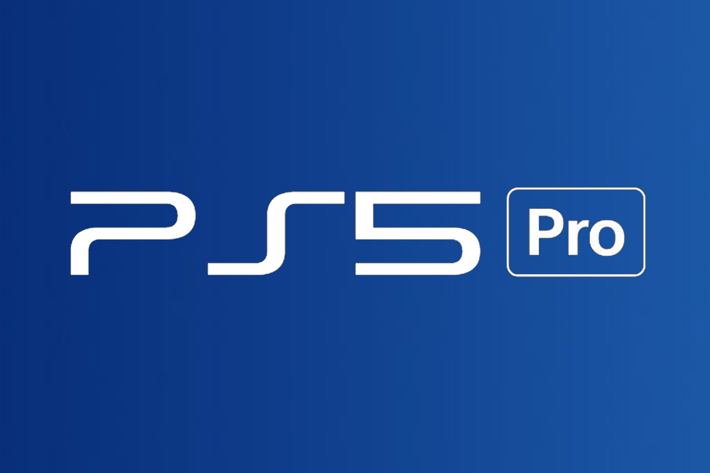 Logo PS5 Pro