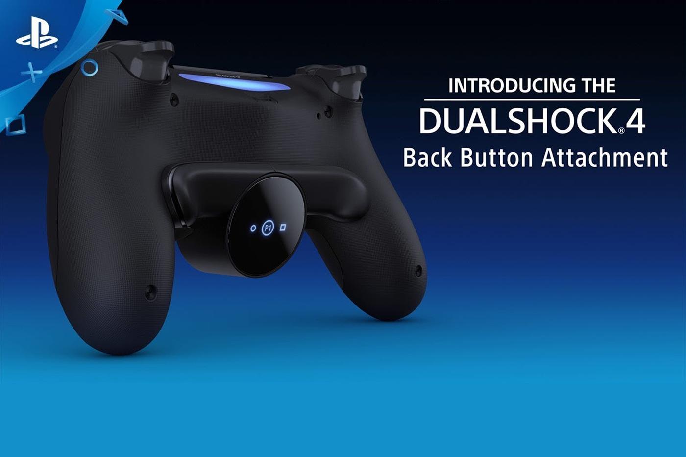 Ecran Oled Extension Manette PS4 PlayStation 4