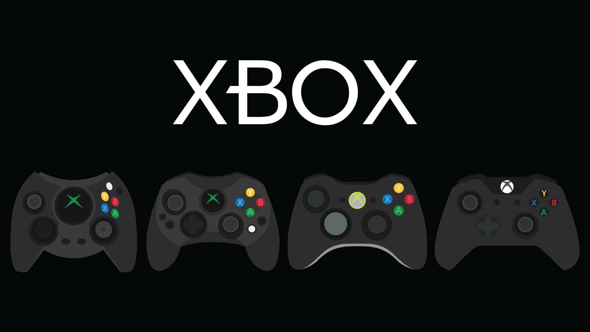 Manettes Xbox