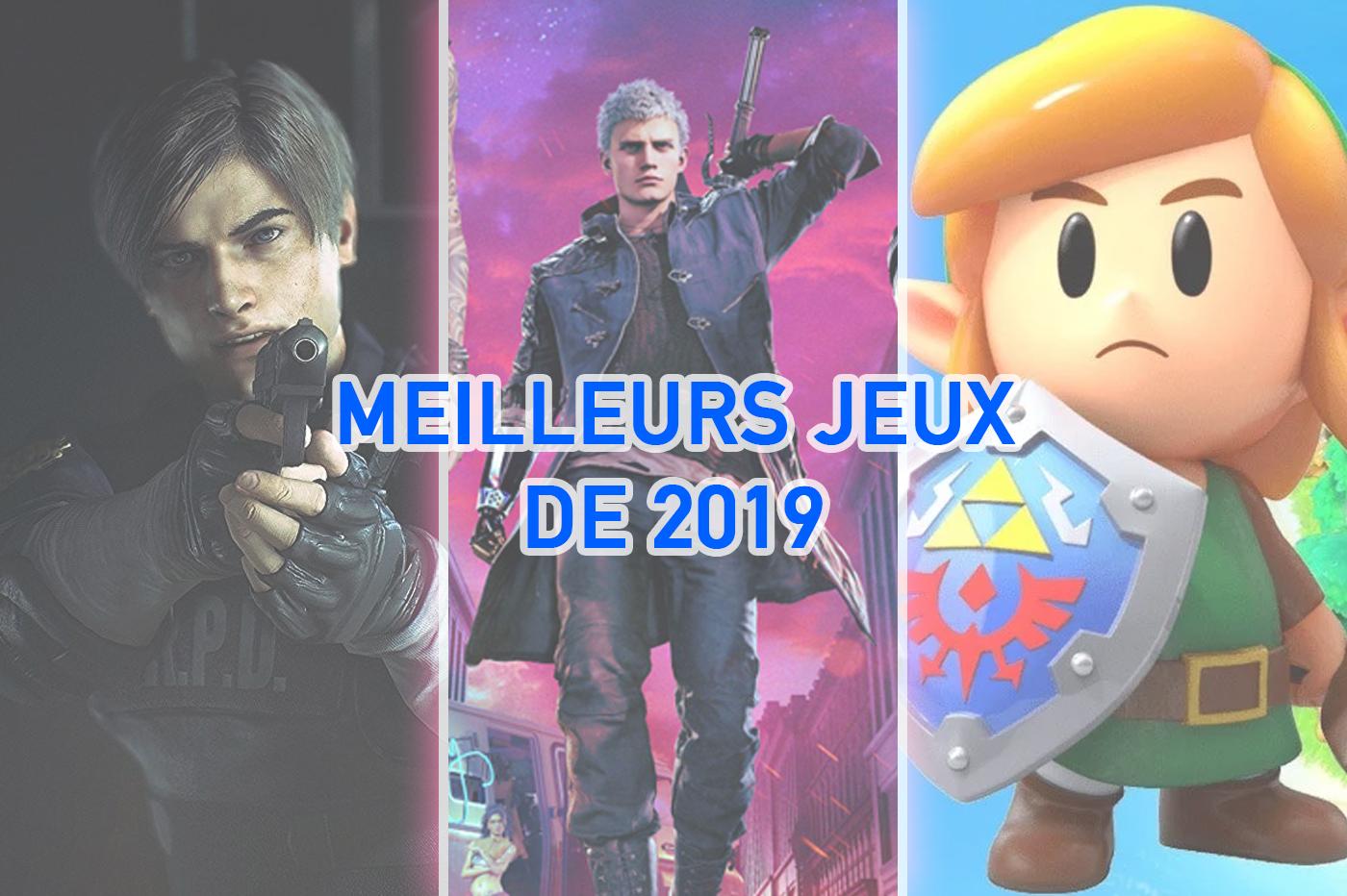 Et les 15 meilleurs jeux vidéo de l'année 2019 sont….