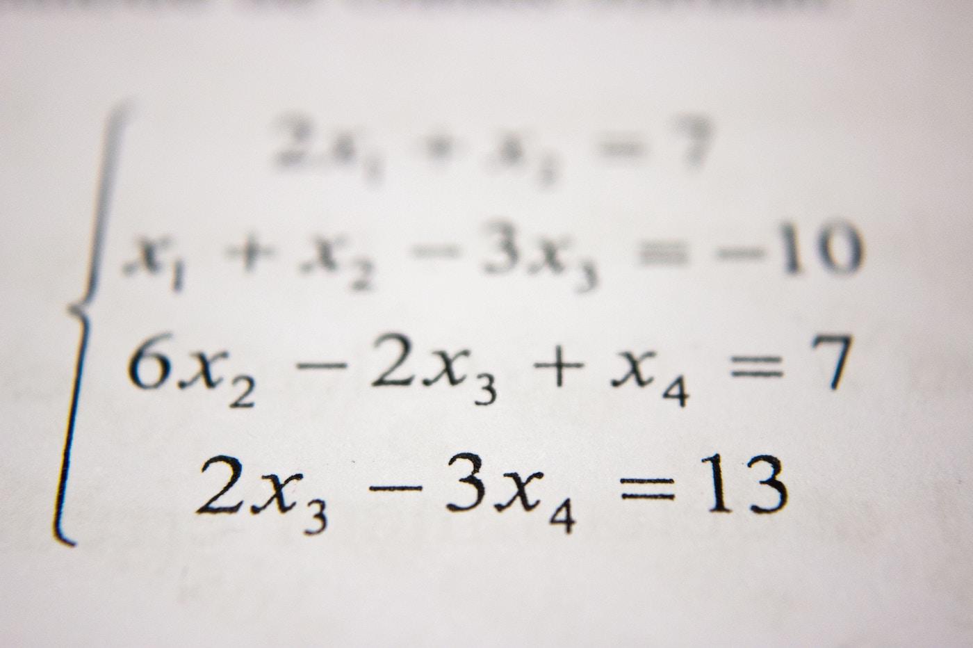 Microsoft mathematiques application