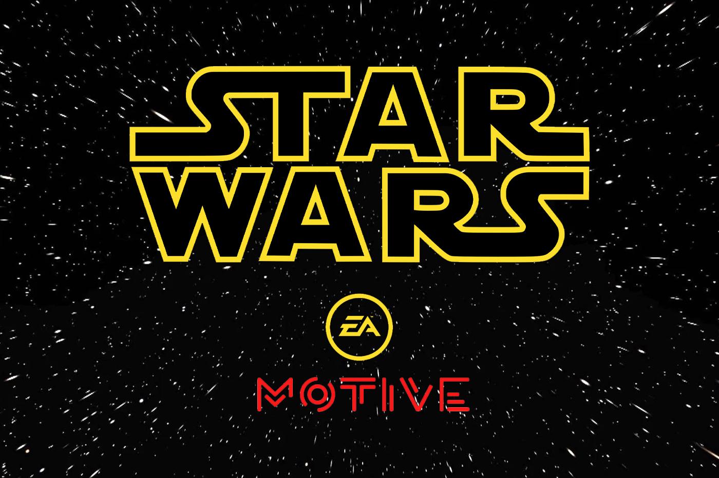 Nouveau Jeu Star Wars Unique EA Motive Studios