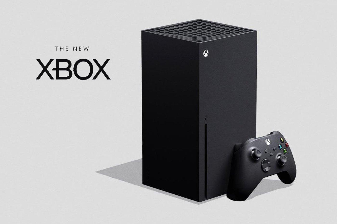 Nouveau Nom Series X : Xbox