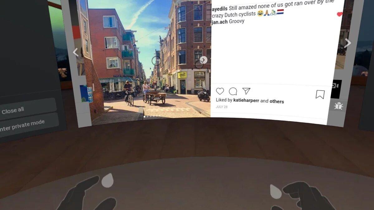 Le casque VR Oculus Quest ajoute une fonctionnalité très immersive
