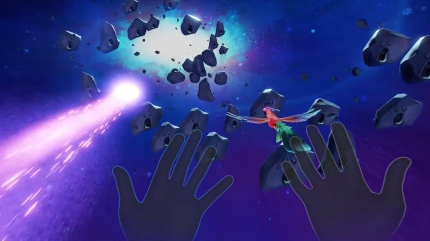 Oculus Quest : la réalité virtuelle sans manette, c'est maintenant !
