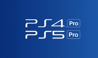 PS4 Pro et PS5 Pro