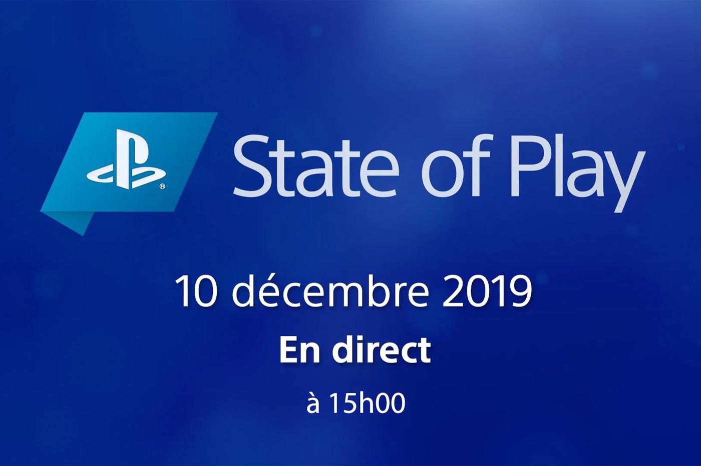 Résumé State of Play en direct