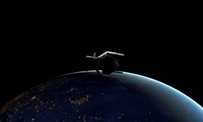 satellite nettoyage espace