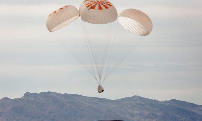 SpaceX Crew Dragon Mark 3