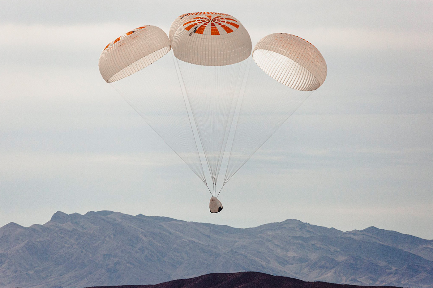 SpaceX Crew Dragon Mark 3