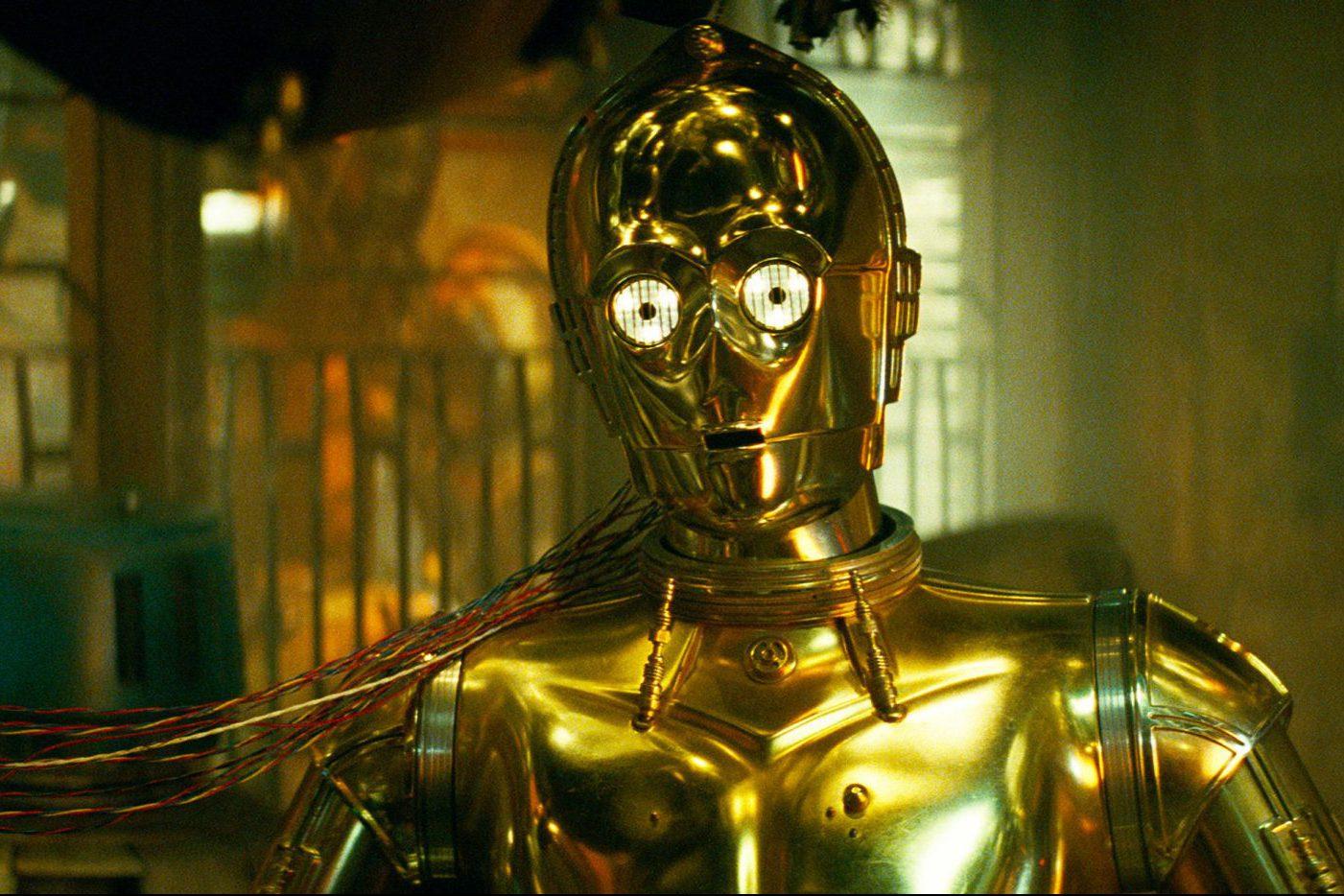 Star Wars : le clap de fin pour C-3PO ?