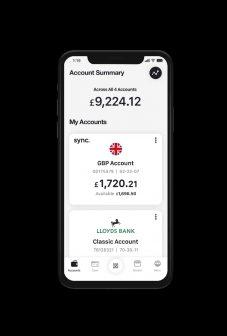Sync Banque application