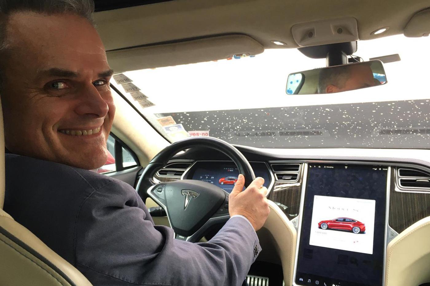 Tesla record